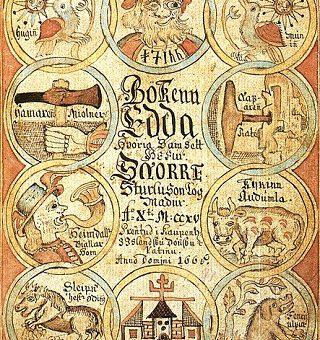Edda - Übersicht