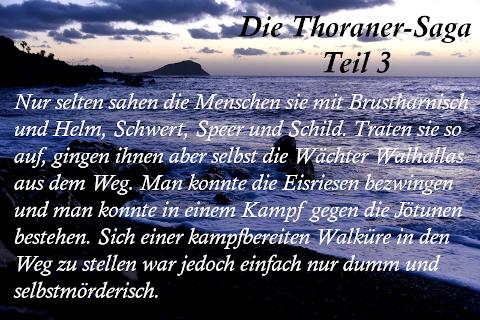 Die Thoraner-Saga